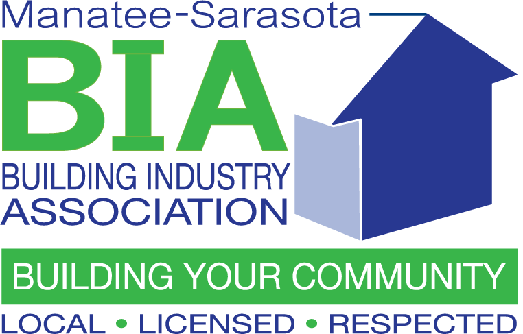 Manatee-Sarasota Building Industry Association Logo