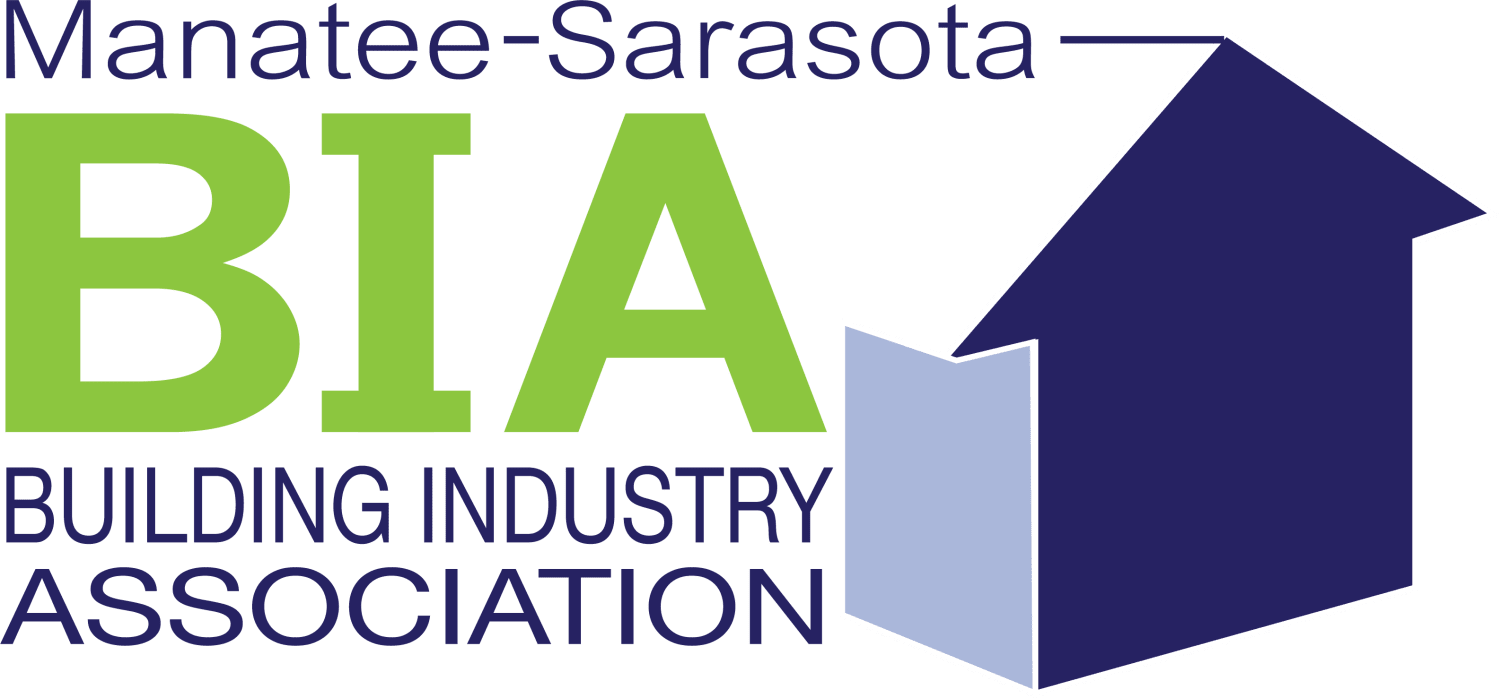 Manatee-Sarasota Building Industry Association Logo MSBIA