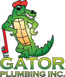 Gator Plumbing Inc. Logo