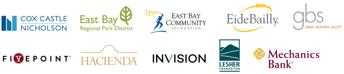 East Bay Leadership Council Sponsors