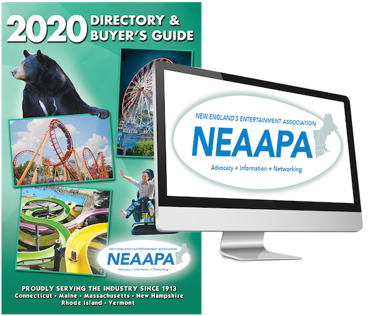 NEAAPA Directory & Buyer's Guide and Banner Ad Bundle