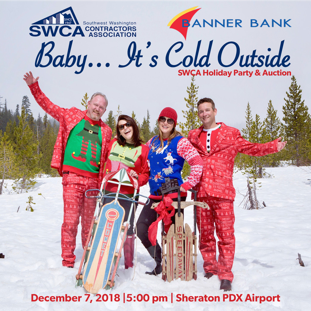 SWCA Holiday Party and Auction 2018 presented by Banner Bank