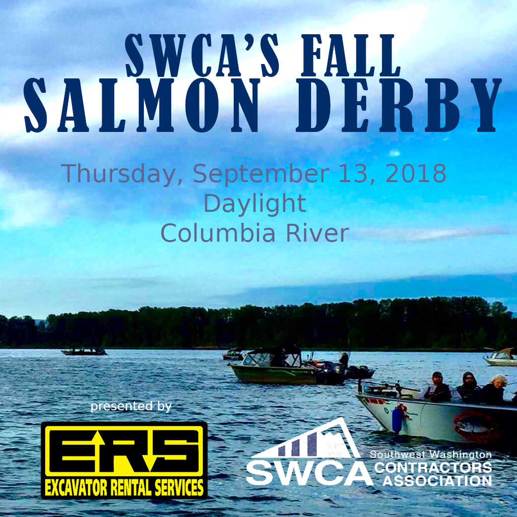 Fall Salmon Derby presented by Excavator Rental Services