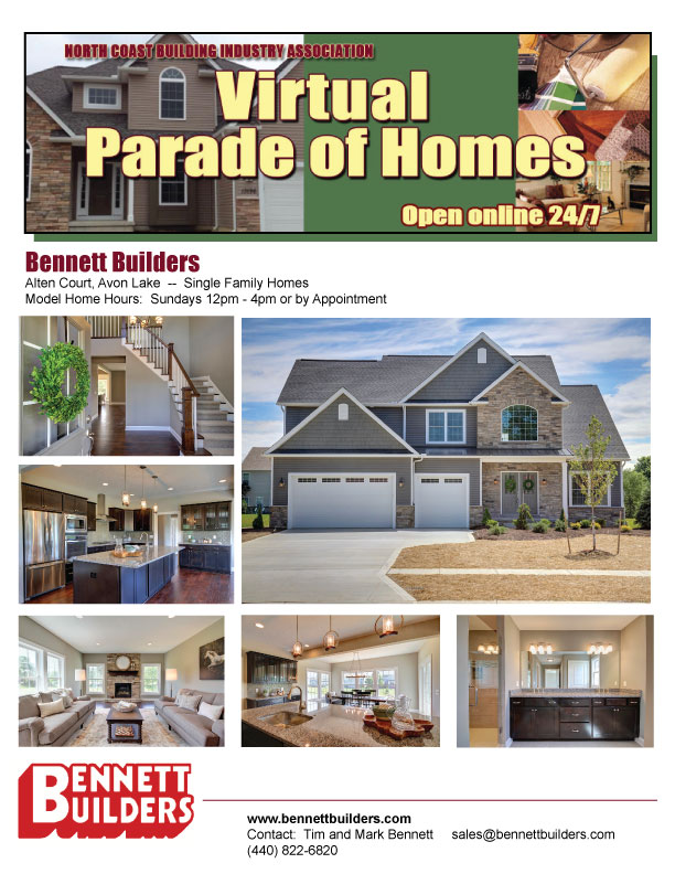 Model Home Hours: Sundays 12 Noon - 4pm, or by appointment