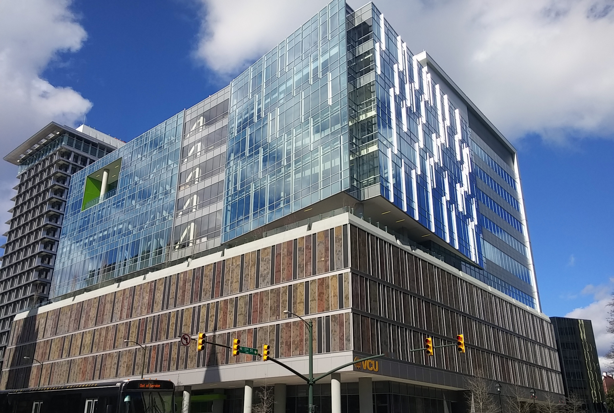 The Children's Hospital of Richmond Pavilion at VCU Wins Top