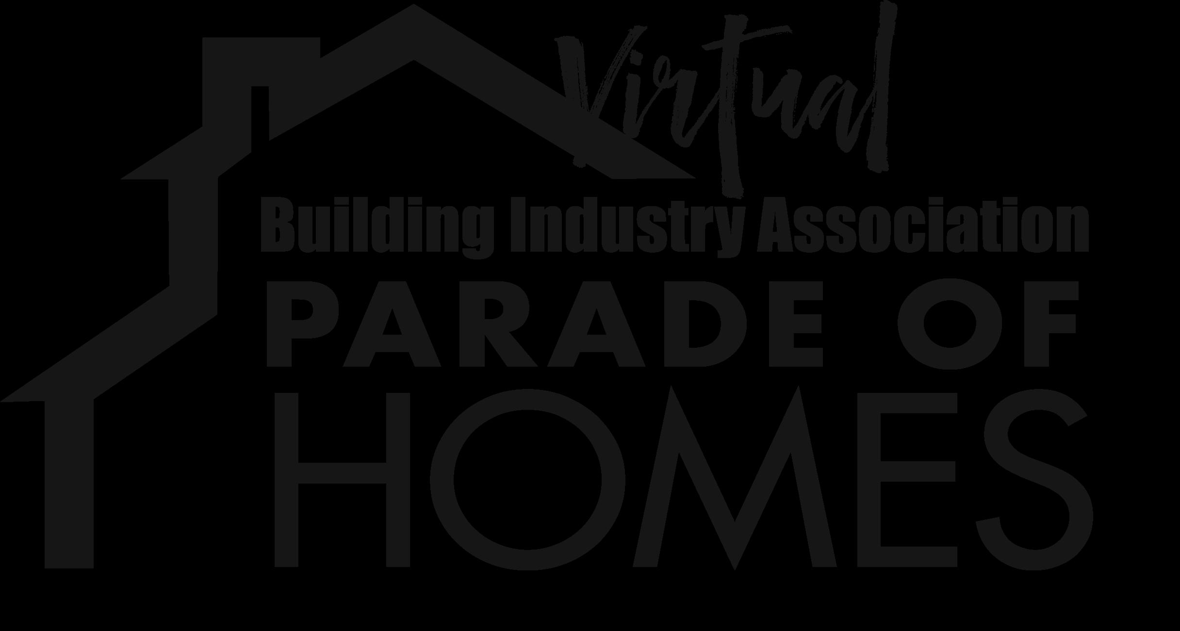logo of BIA parade of homes