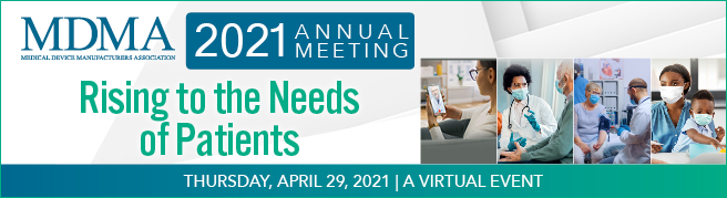 MDMA 2021 Annual Meeting Rising to the Needs of Patients