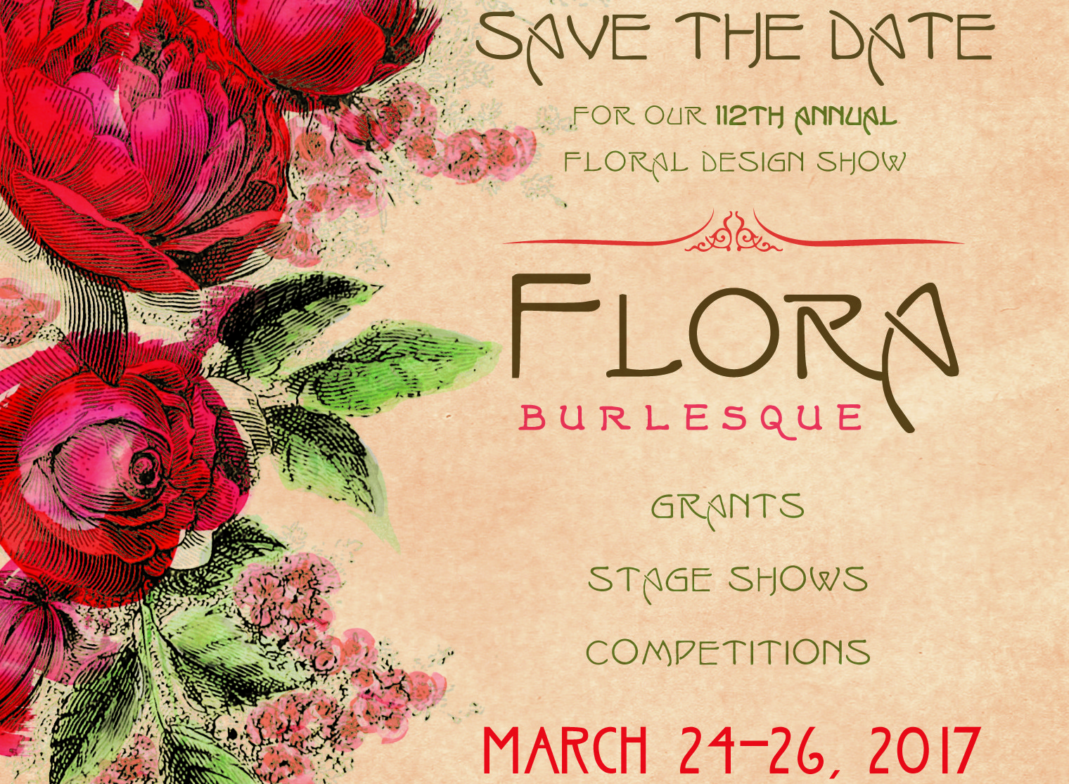 Annual Floral Design Show