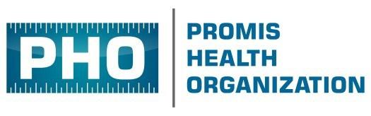 PROMIS Health Organization logo
