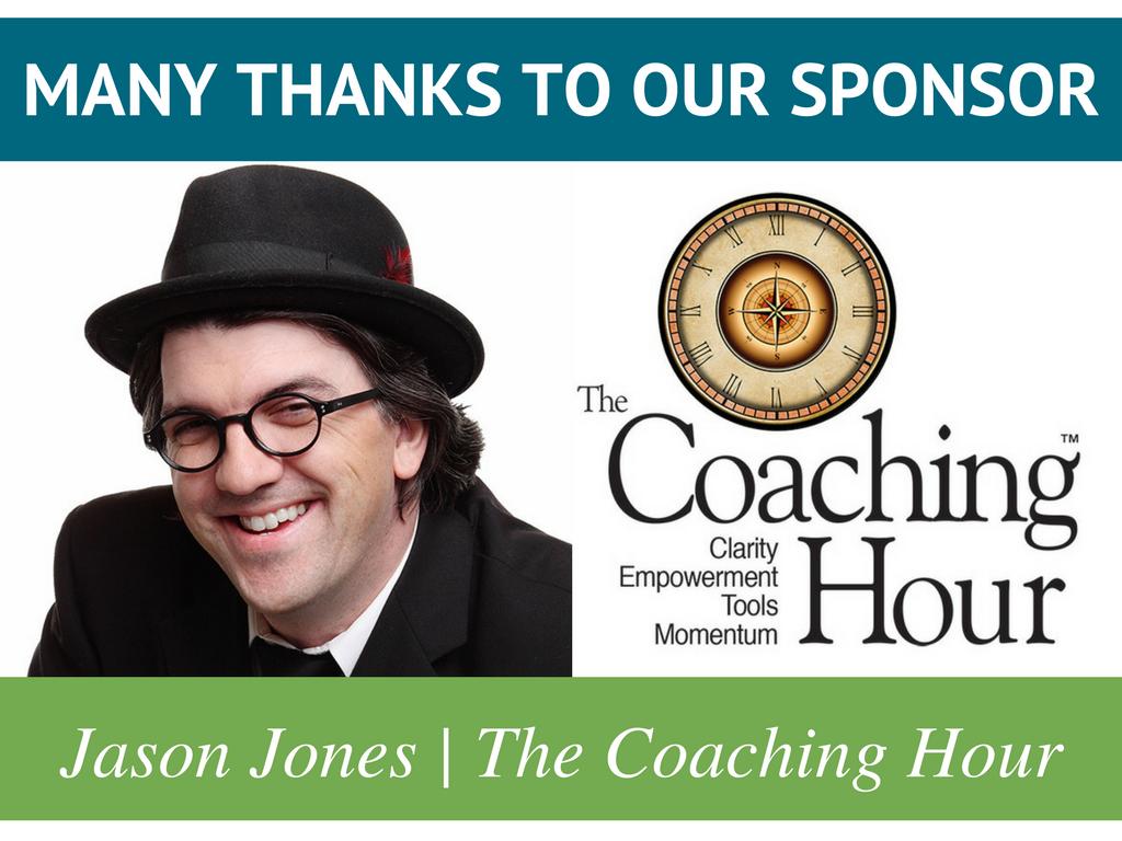 Jason Jones - The Coaching Hour