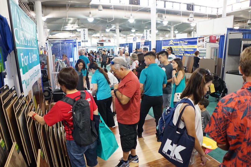 Big Summer Home Building & Remodeling Show BIA-Hawaii