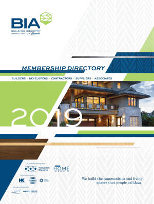 2019 BIA-Hawaii Membership Directory