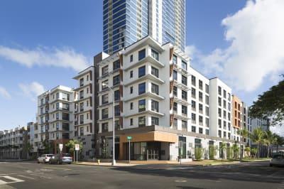 Hi.arch.y winner 2018 Building Industry Design & Construction Awards Keauhou Lane
