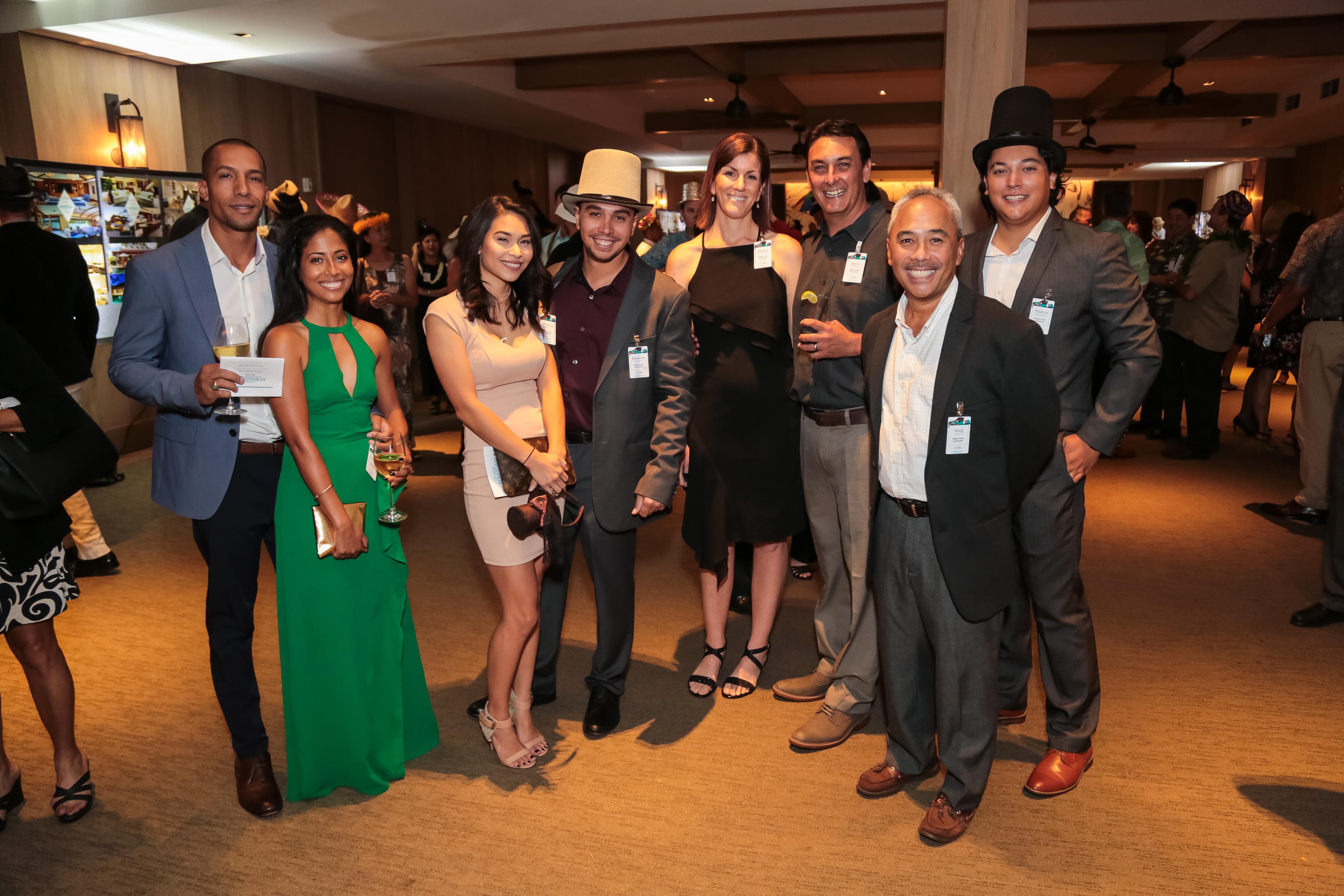 Awards Gala BIA-Hawaii Design Trends Construction