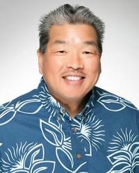 BIA-Hawaii President Dean Uchida