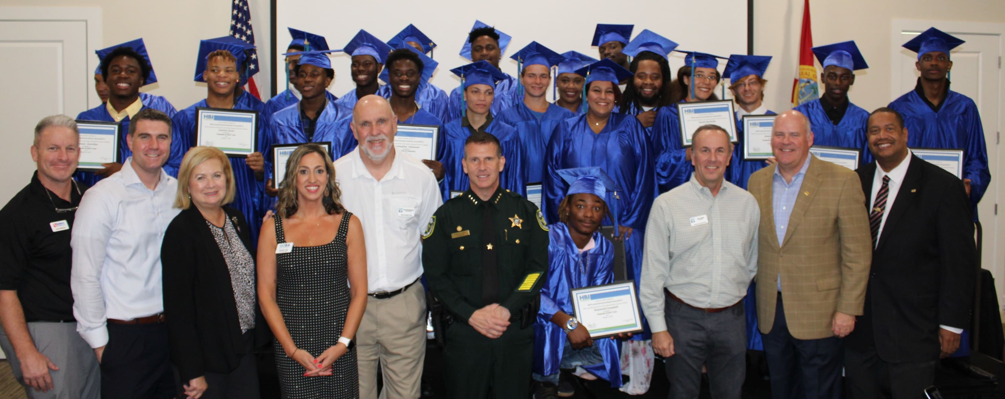 GOBA-and-HBI-Leadership.-Sherriff-Mina-with-Graduates-w3369.jpg