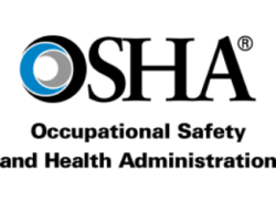 OSHA Occupational safety and health administration logo