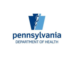 blue keystone with Pennsylvania Department of Labor & Industry text