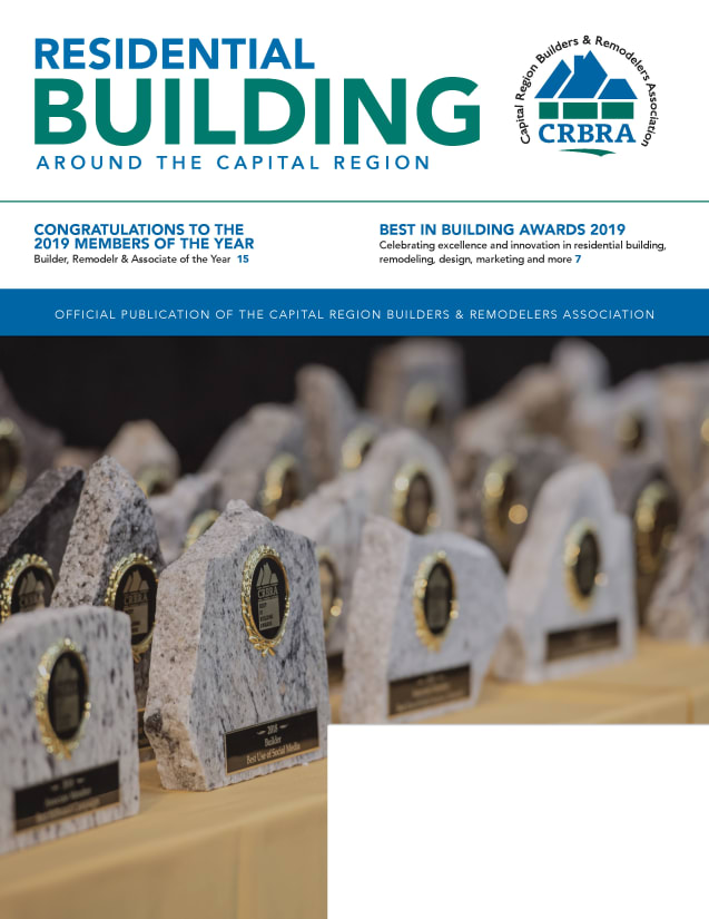 CRBRA magazine Best in Building Awards special issue