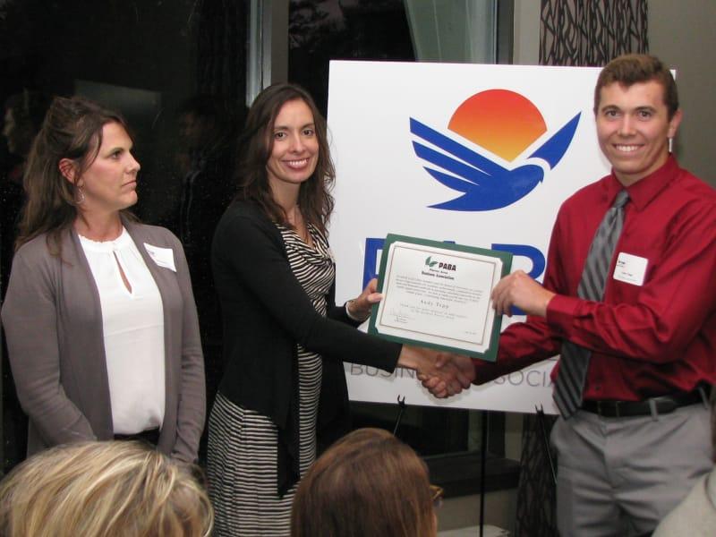 PABA Scholar Winner