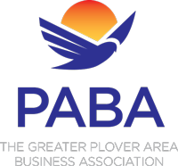 The Greater Plover Area Business Association Logo