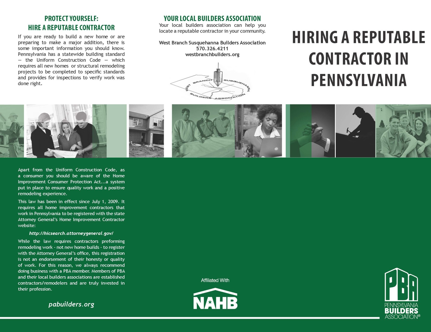 Hiring a Reputable Contractor in Pennsylvania