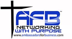 Ambassadors for Business Logo Networking with Purpose Christian Business Directory