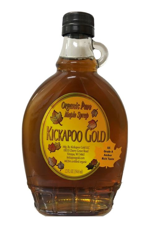 Kickapoo Gold Bottle