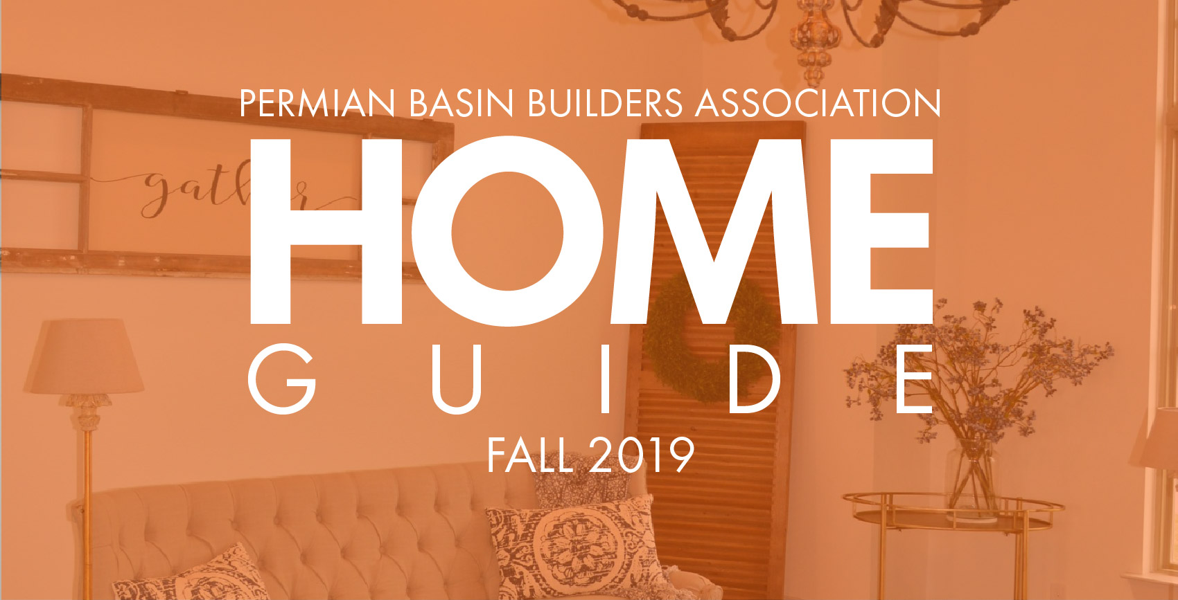 2019 Fall Parade of Homes Guide