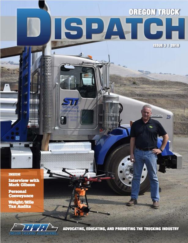 Dispatch Magazine - Oregon Trucking Associations, OR