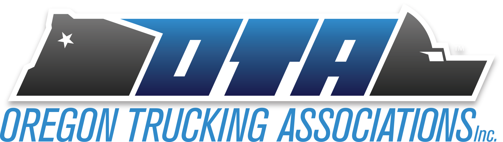 Oregon Trucking Associations, Inc. Logo