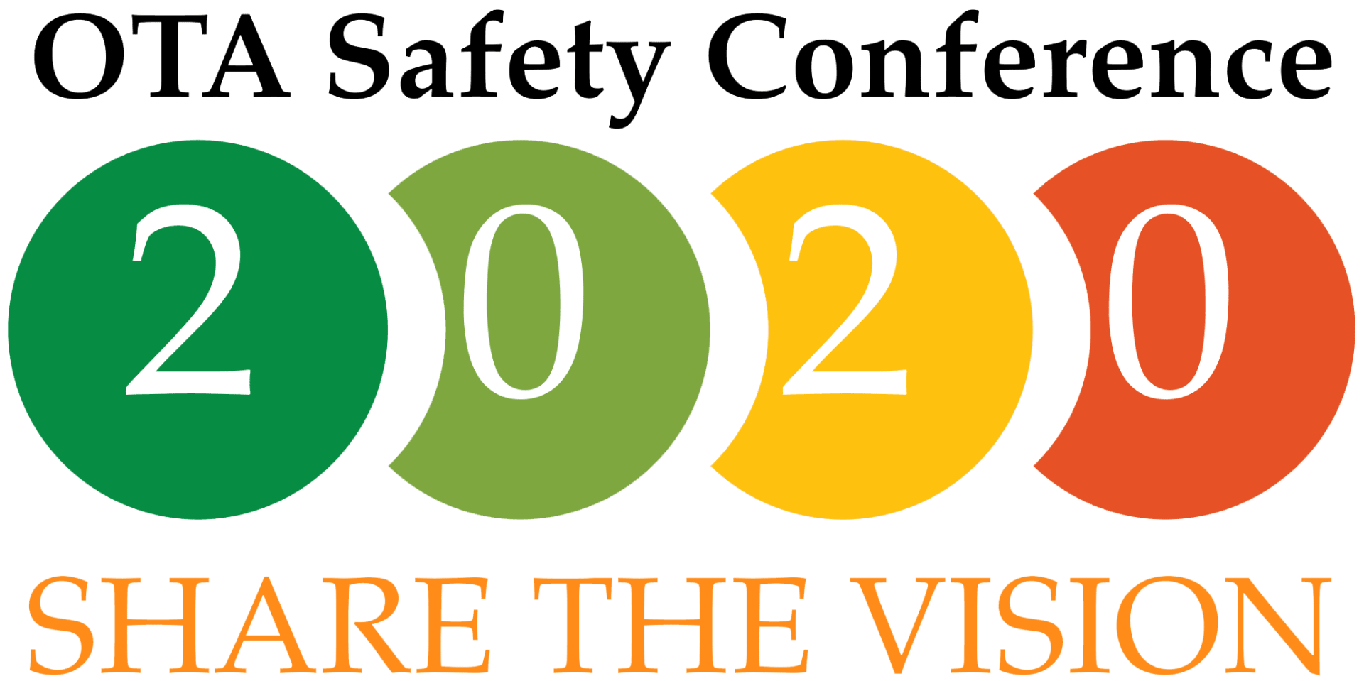 2020 OTA Annual Safety Conference October 8-9th in Eugene, Oregon - Share the Vision