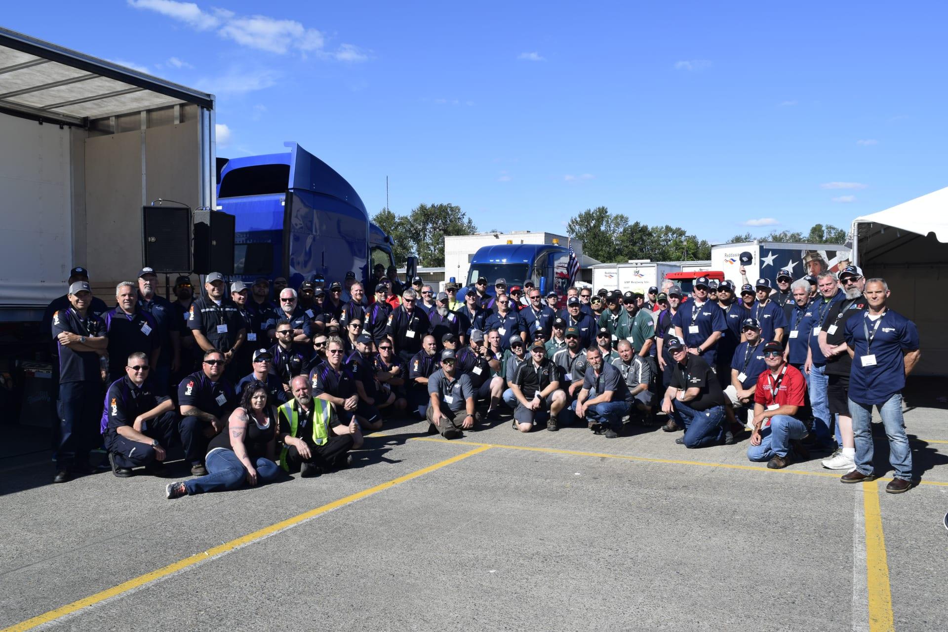 2019 OTA Oregon Truck Driving Championships (TDC) Competitors