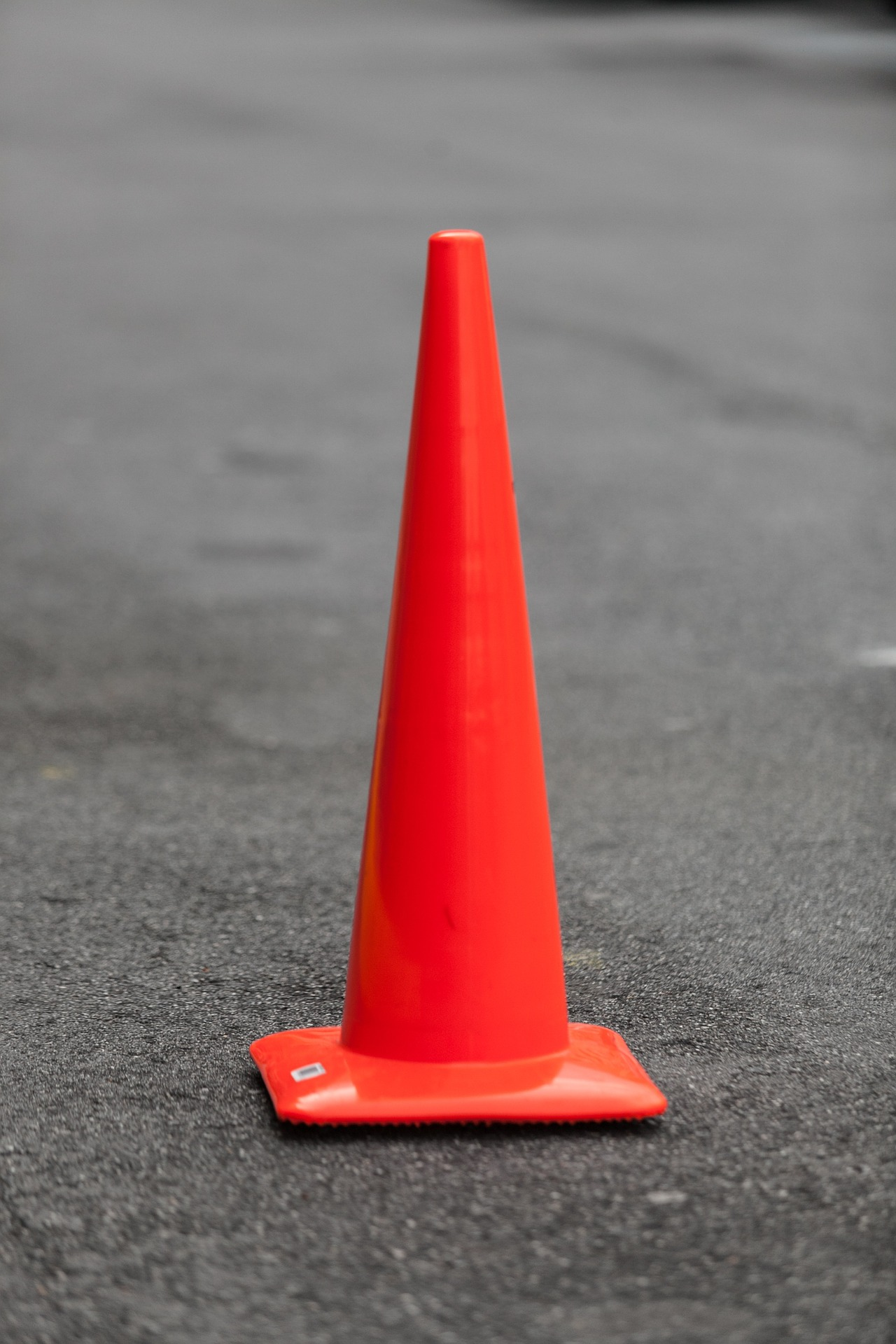 Trucking Safety Traffic Cone
