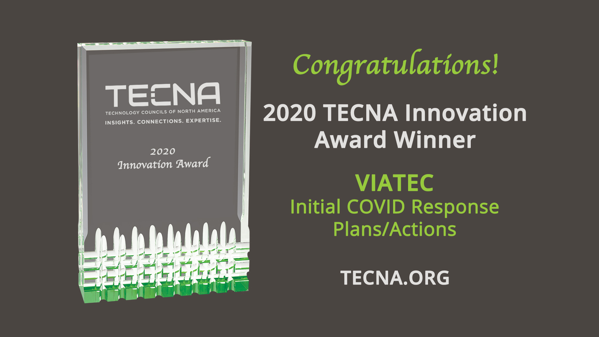 Innovation-Award-statue-slide---VIATEC-covid.jpg