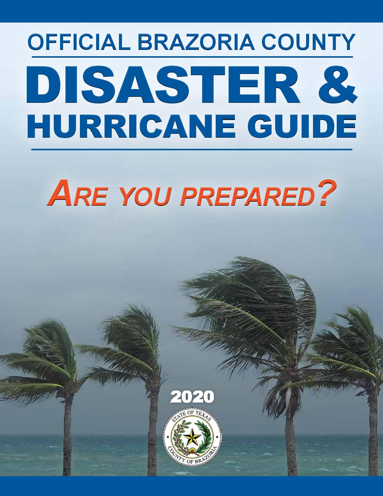 Hurricane Season is here! Are you prepared?