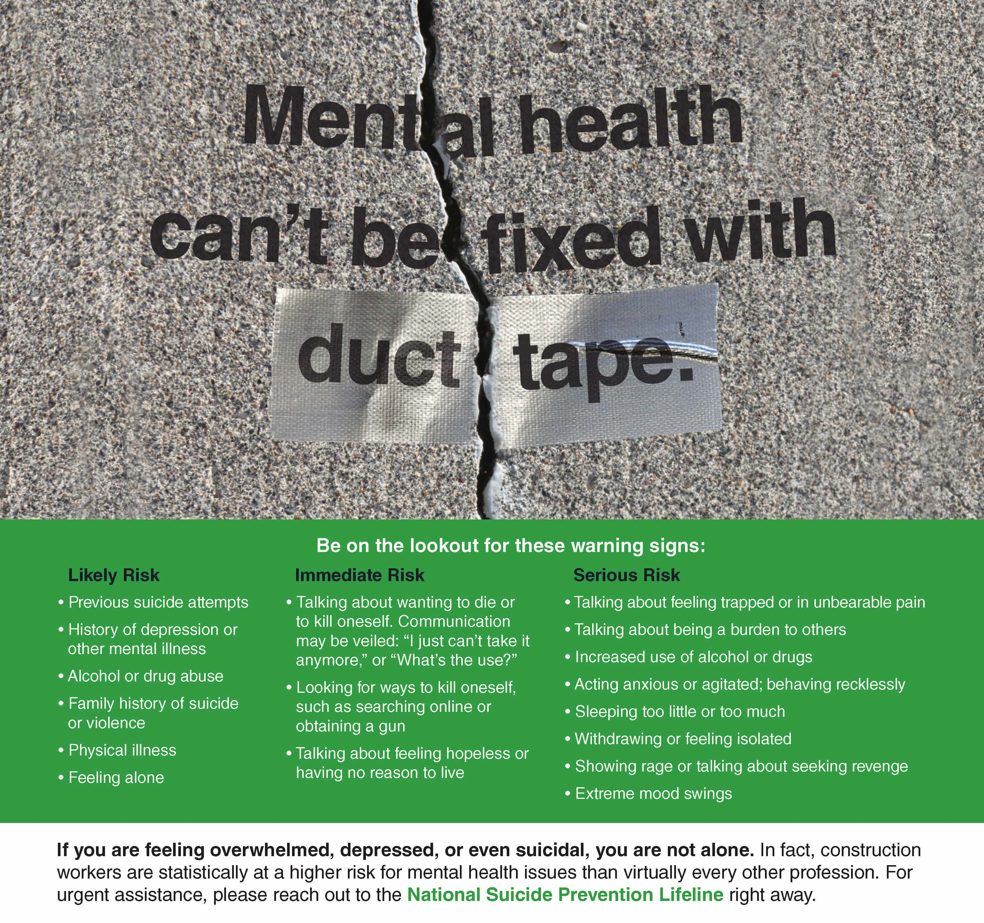 Suicide Awareness Nari Metro Dc Va