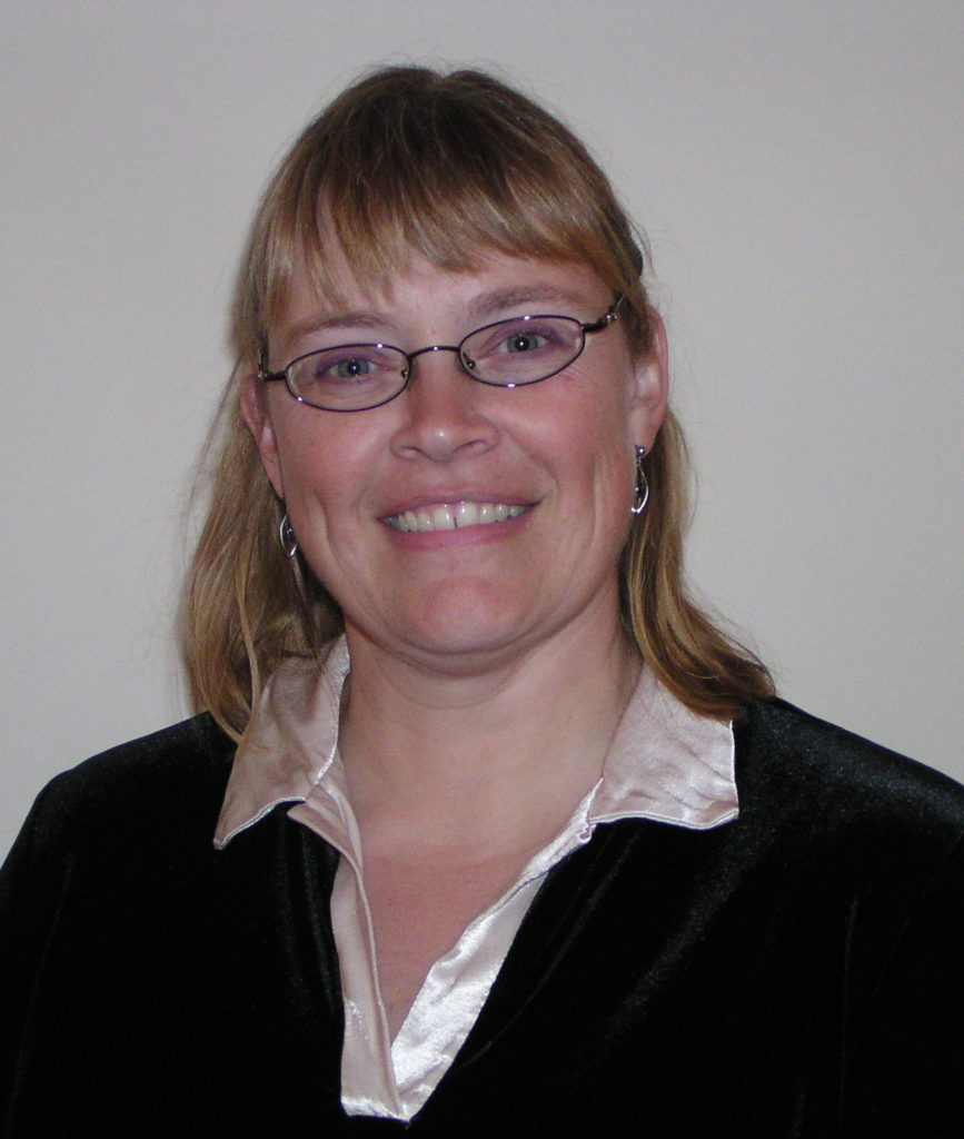 Kimberly Oderkirk, Executive Vice President