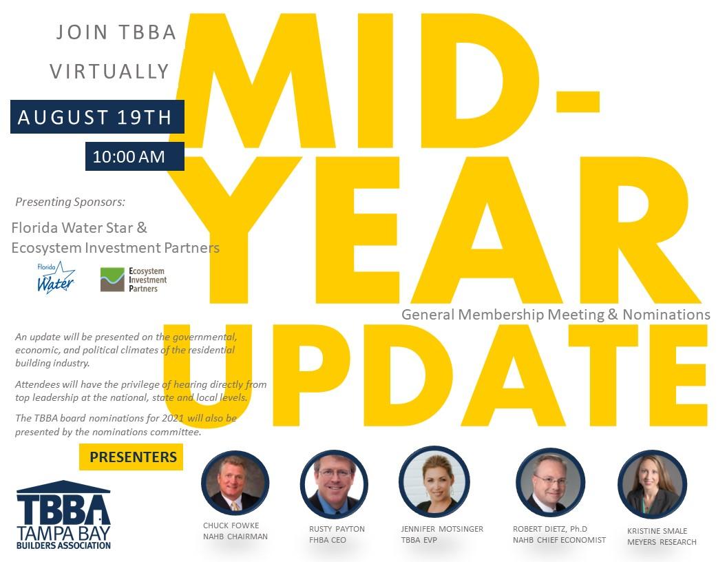 2020 GMM Mid Year Update