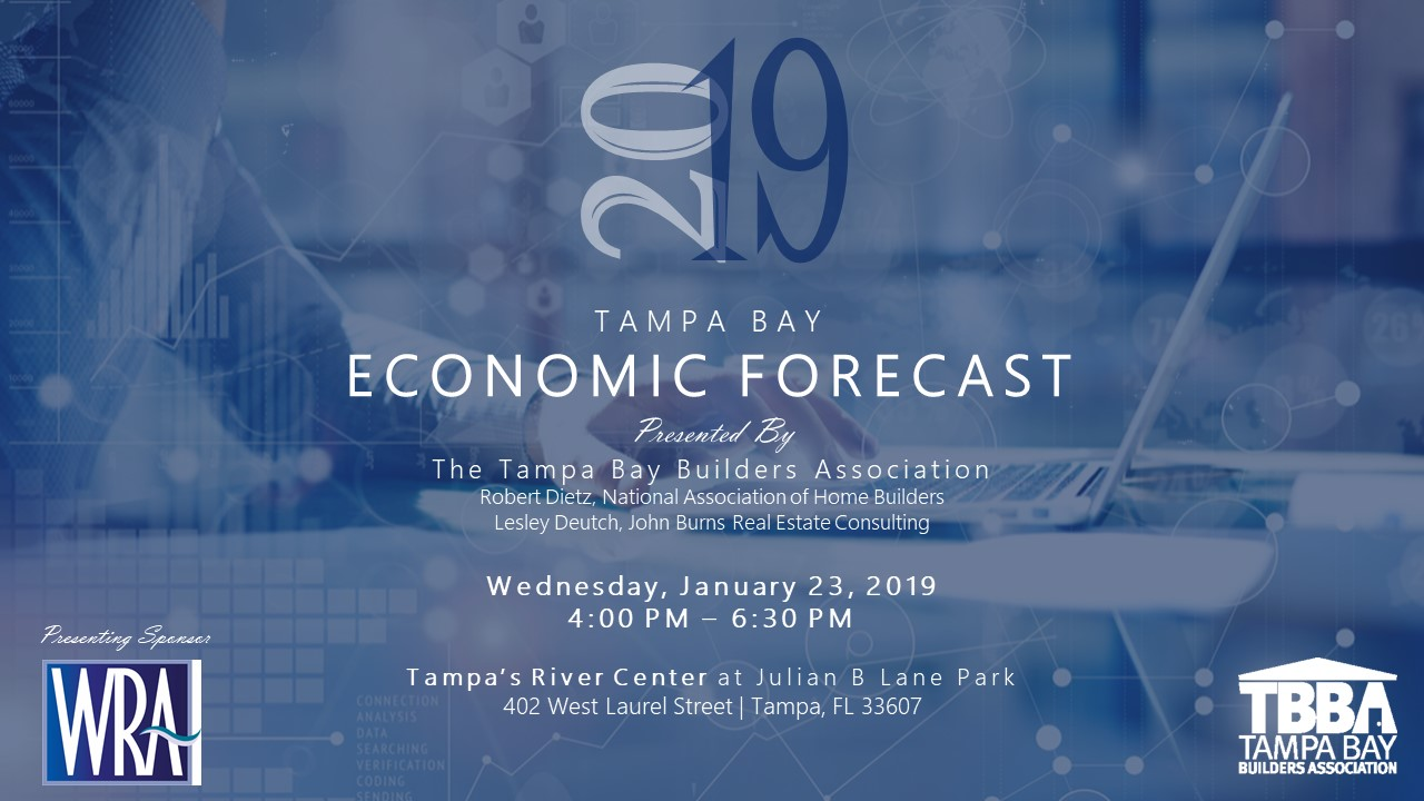 Economic Forecast Flyer
