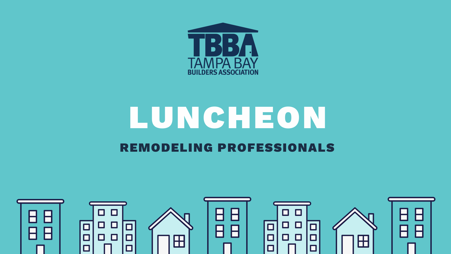 Luncheon for Remodeling Professionals