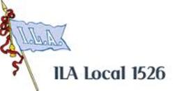 ILA Local 1526 Logo
