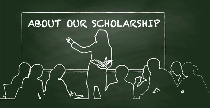 About Our Scholarship image