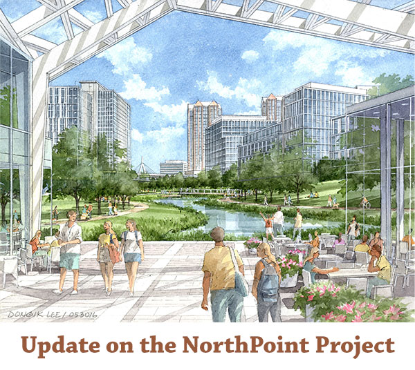 Update on the NorthPoint Project