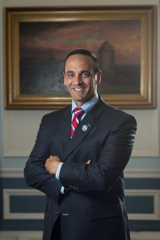 Mayor Joseph A. Curtatone