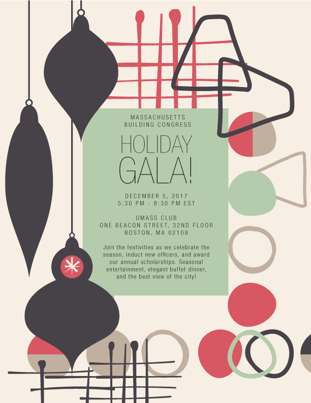 MBC Holiday Gala Invitation