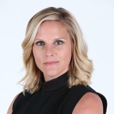 Photo of Trenni Kusnierek, NBC Sports Anchor