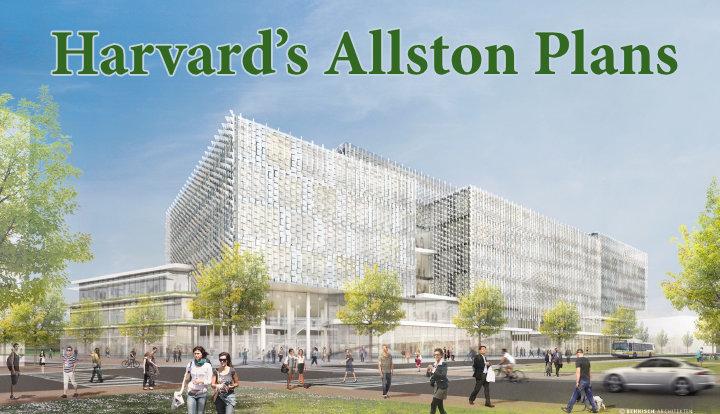 Harvard's Allston Plans