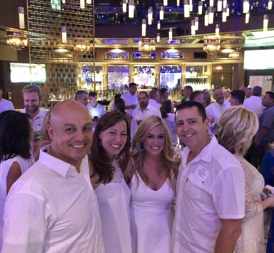 North State BIA En Blanc Business Exchange Mixer 2018