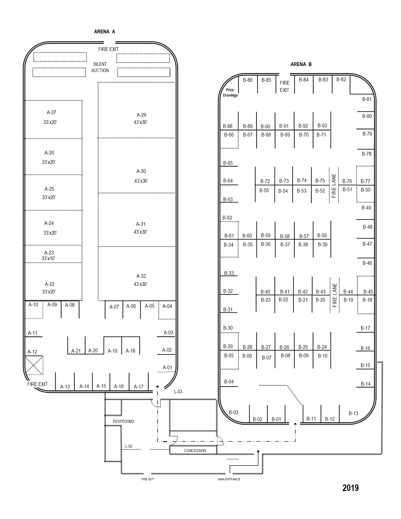 Tremendous Home Sport Show Floor Plan Lake Region Builders Interior Design Ideas Tzicisoteloinfo